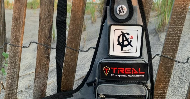Get a Helping Hand on the Trail with the CarryAll RC SlingPax