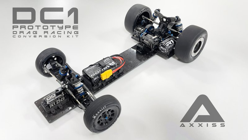 New R1 Wurks Axxiss DC1 Drag Chassis