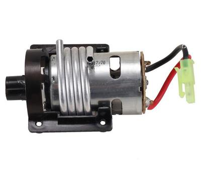 Overheated motor on FT009 and the like…