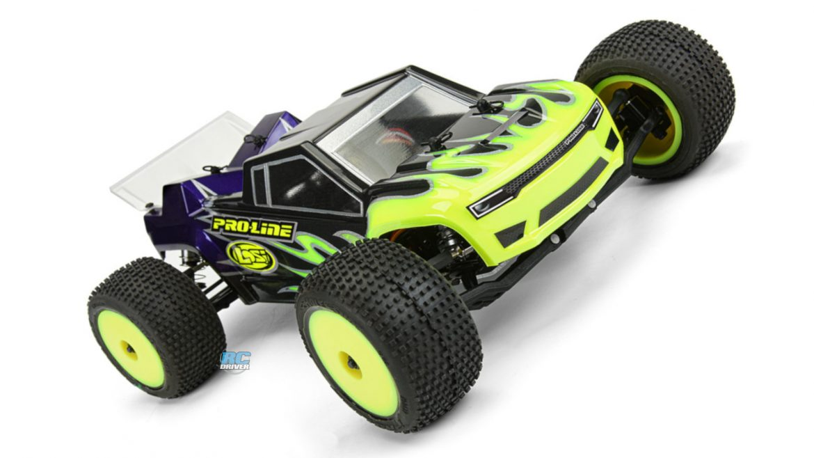 Pro-Line Axis ST Body For Losi Mini-T 2.0