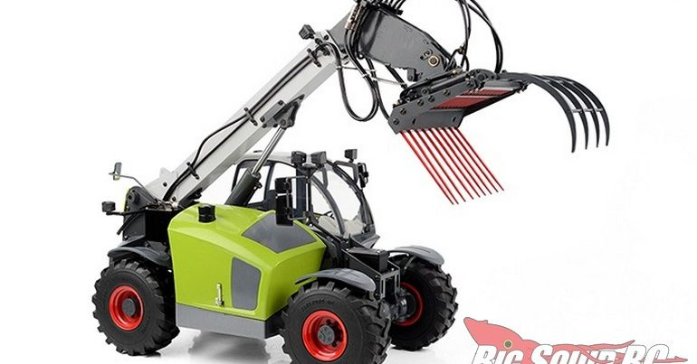 RC4WD 1/14 Grabber Telescopic Hydraulic RTR RC Forklift
