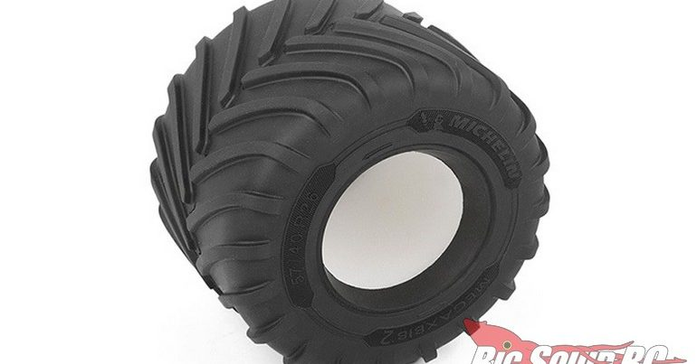 RC4WD Michelin 2.6″ MEGAXBIB 2 Scale Monster Truck Tires