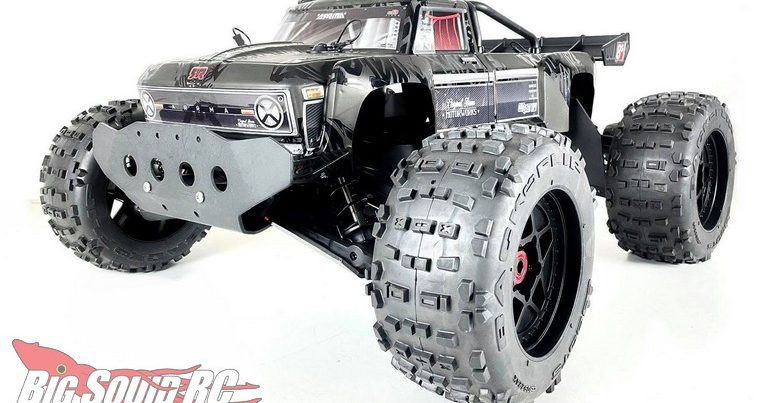 T-Bone Racing Basher 2.0 Front Bumper for the ARRMA Kraton/OutCast 8S