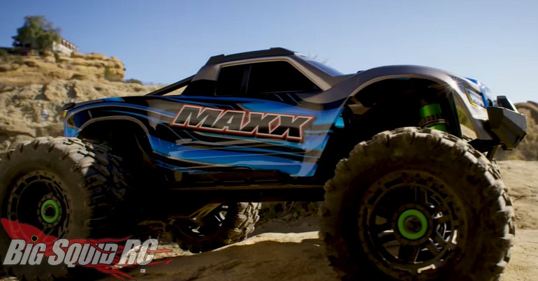 Video – Rocky Hill Adventure with the Traxxas Maxx