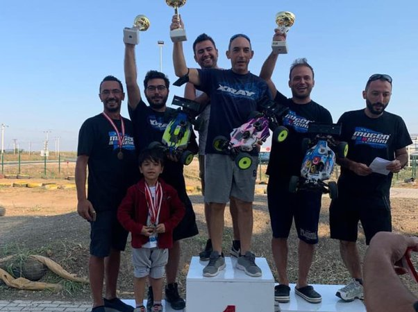 2021 Off-Road Nationals of Turkey Round 3 Results