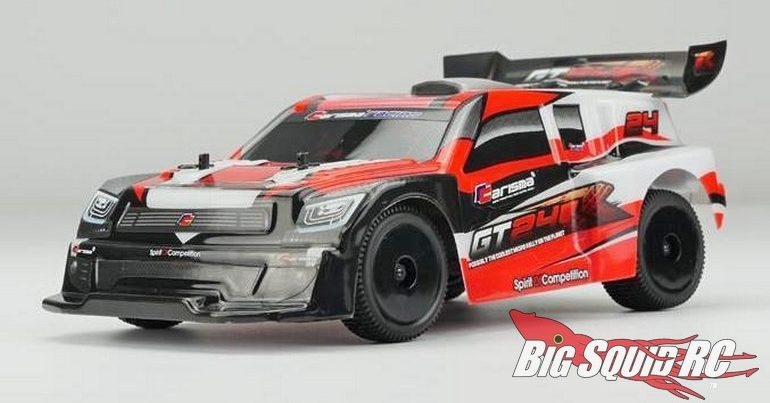 Carisma Announces Re-Release of the 1/24 GT24R 4WD RTR