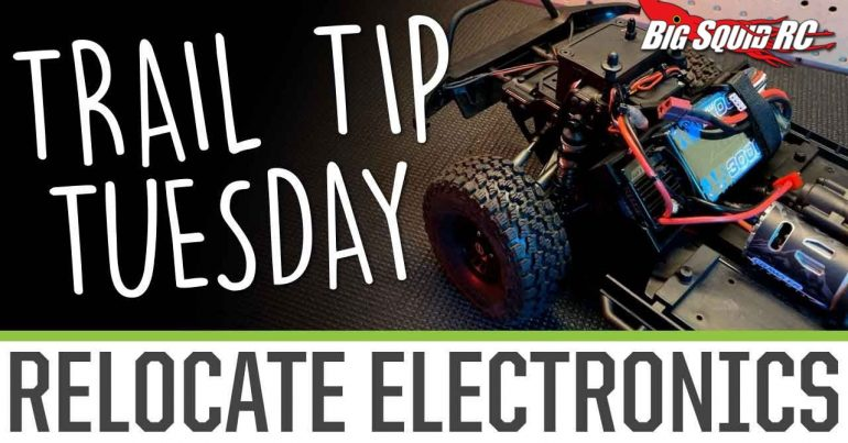 Electronics Relocation Tips from Element RC [Video]