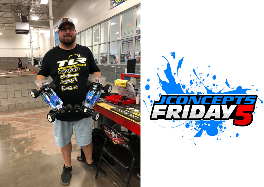 Friday5 With Team Driver Ethan Kovalsky