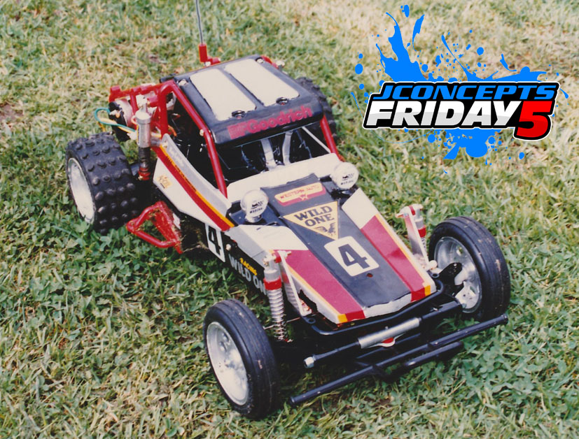 Friday5 With Team Driver Tommy Dexter