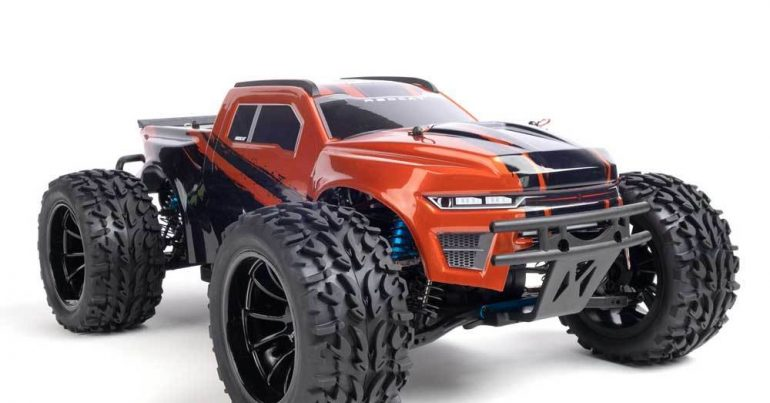 Get Ready to Rumble with Redcat's Revamped Volcano EPX Pro