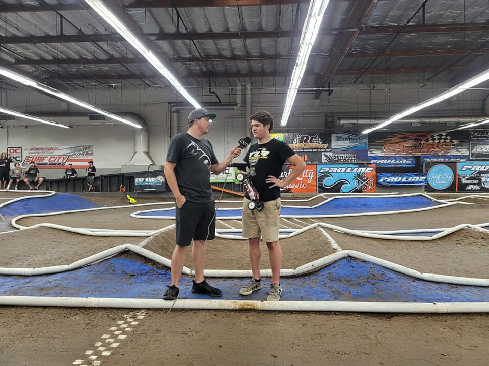 JConcepts at the 2021 Surf City Classic
