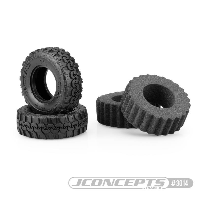 JConcepts New Release – Hunk Tire (Class 1)