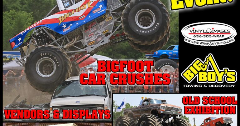 Monster Truck Madness – Horizon Hobby RC Fest and the BIGFOOT 4×4 Open House