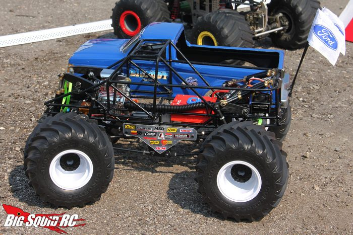 Monster Truck Madness – See Me This Weekend at BIGFOOT Open House!