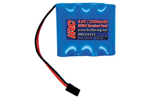 New HRC Racing 4.8V NiMh Receiver Pack