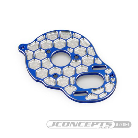 New JConcepts DR10 +2mm Motor Plate