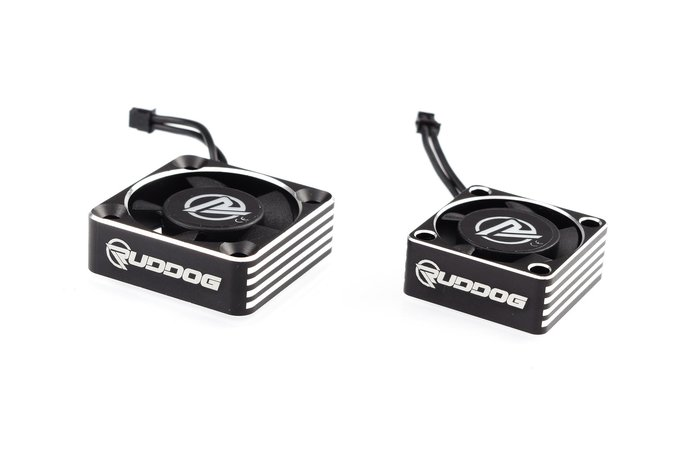 New Ruddog 25mm and 30mm Fans