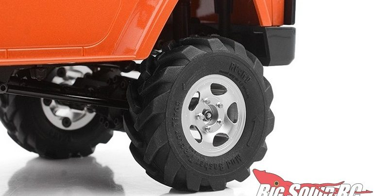 RC4WD Mud Basher 1.0″ Scale Tractor Tires
