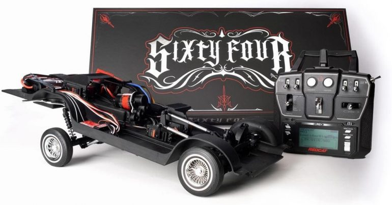 Redcat Racing Releases the LRH285 Hopping Lowrider Chassis