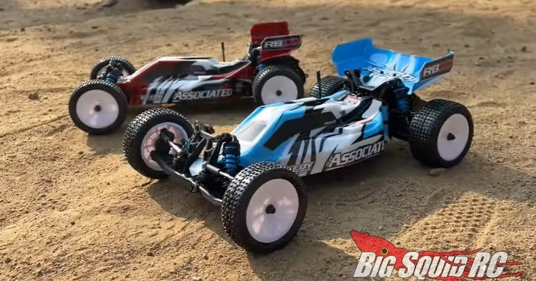 Video – Team Associated RB10 Off Road RTR Buggy