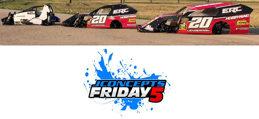 Friday5 With Team Driver Kevin Lenderman