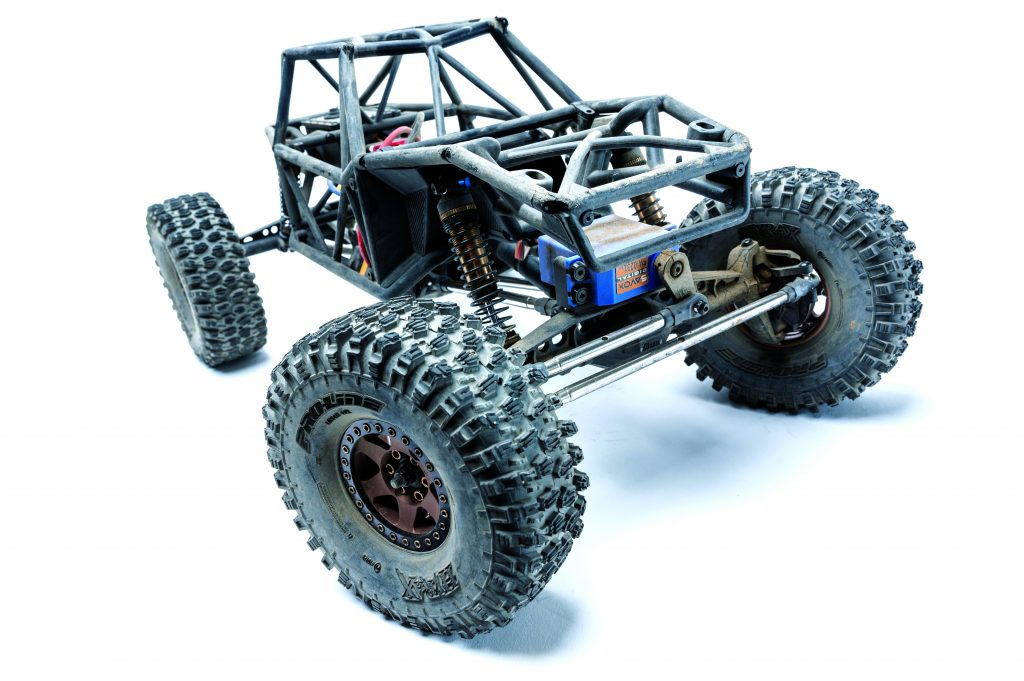 TEST BENCH – CowRC MOO-Kleen Part & Chassis Wash
