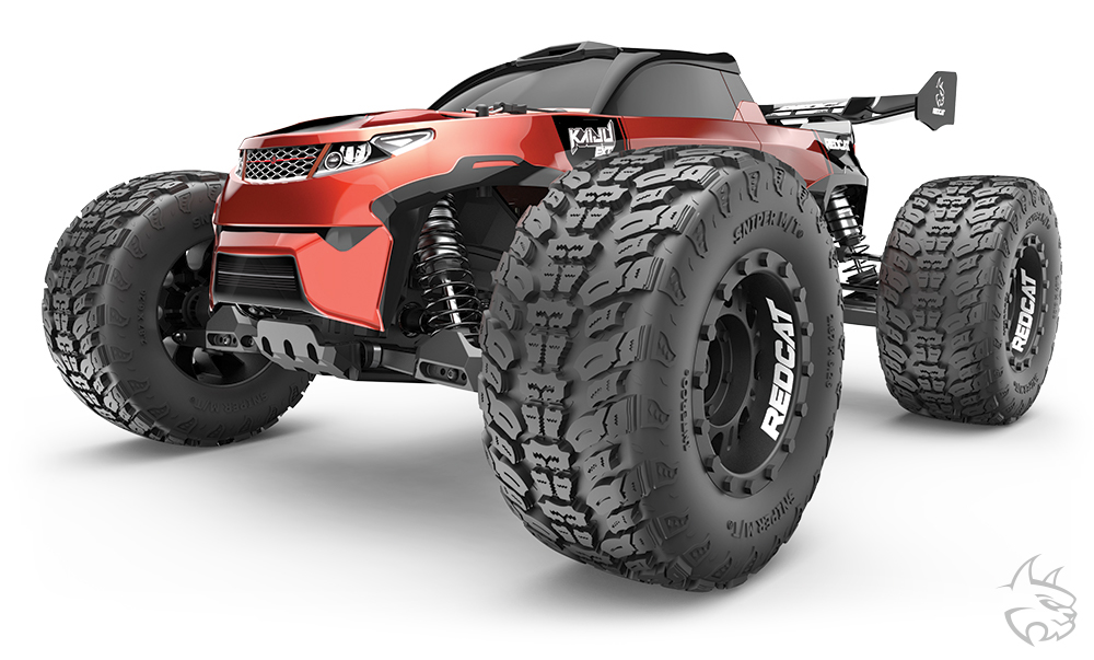 We're Releasing The New Kaiju EXT, 1:8 scale 4WD, 6S Ready, Monster Truck